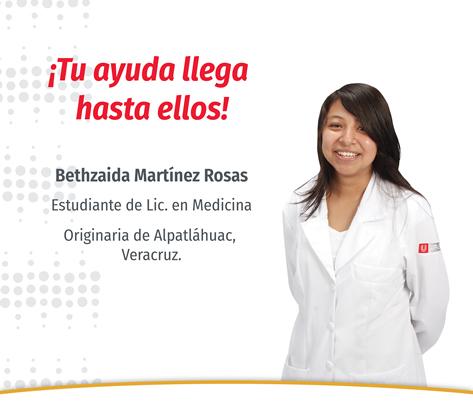 Bethzaida Martínez Rosas